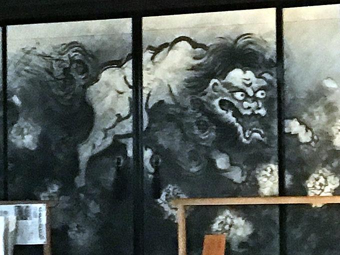 天寧寺(尾道市)の襖絵