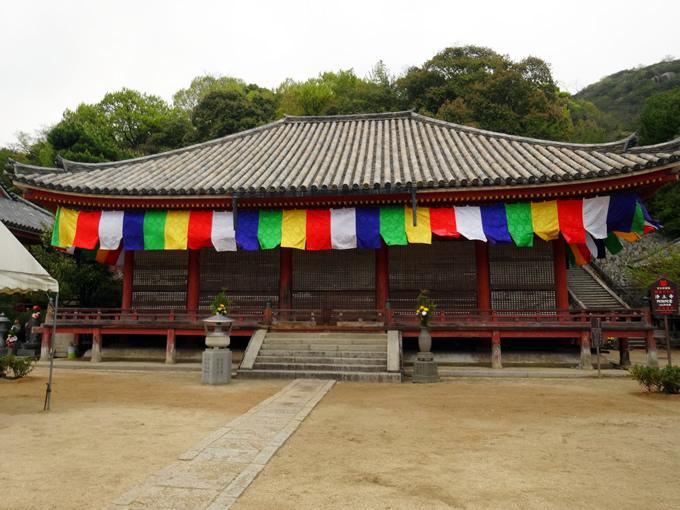 浄土寺の阿弥陀堂(尾道市)