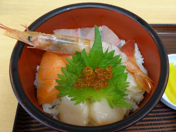 天橋立・海鮮丼