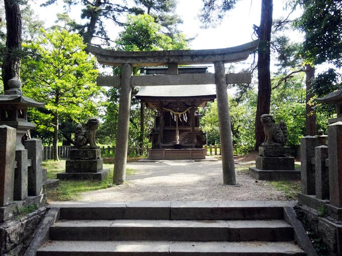 天橋立神社