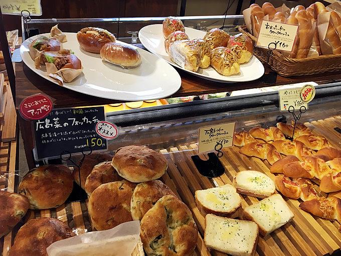 あすなろベイキングカンパニー(東広島市西条のパン屋さん)
