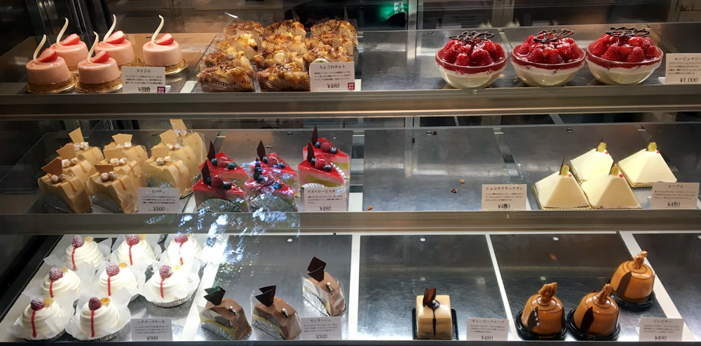 ムッシムパネンのケーキ(広島市中区)