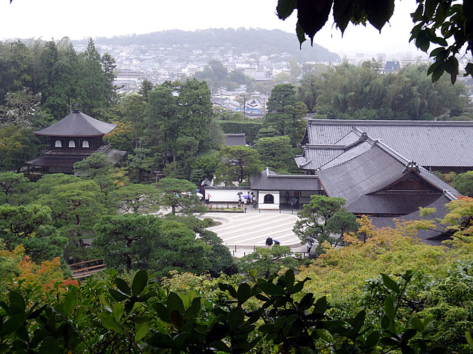 銀閣寺(東山慈照寺)(京都市左京区)