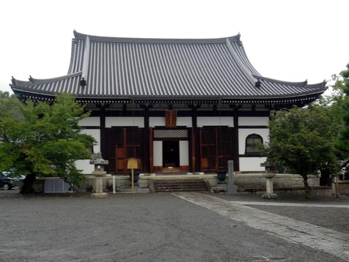 くろ谷 金戒光明寺の阿弥陀堂(京都市左京区)