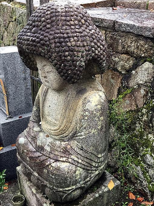 くろ谷 金戒光明寺・五劫思惟阿弥陀仏(京都市左京区)