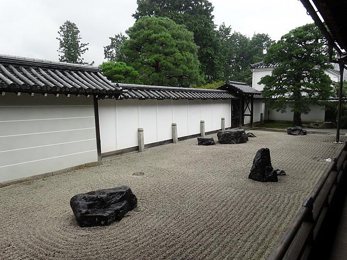 南禅寺・小方丈庭園(如心庭)