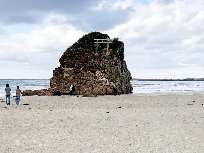 出雲大社・稲佐の浜・弁天島