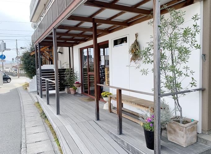 ブーランジュリ シェ ジョルジュ(Boulangerie Chez GEORGES)(東広島市西条のパン屋さん)