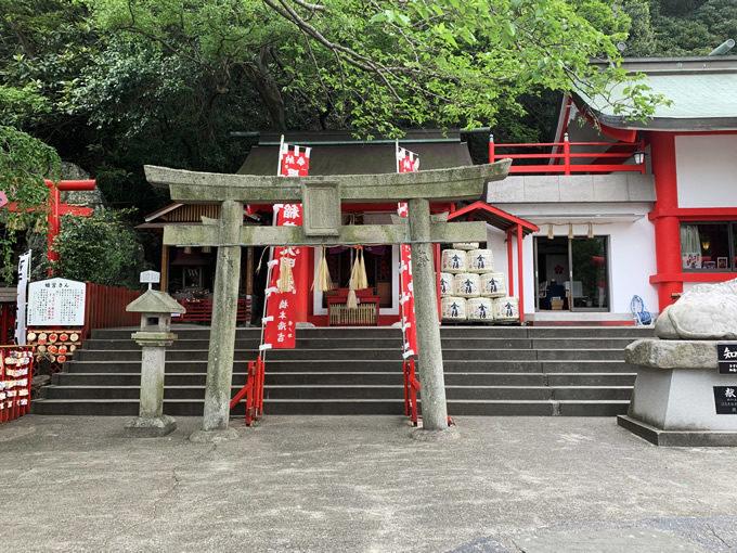 天神社(徳島市眉山町)