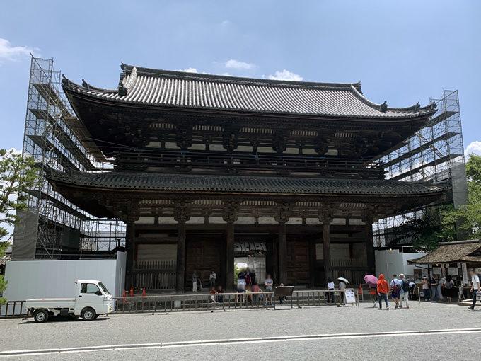 仁和寺・二王門~京都三弘法まいり③