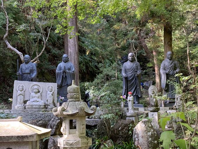 三瀧寺・祖師之庭