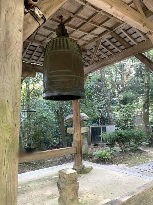 三瀧寺・鐘楼(広島市西区)