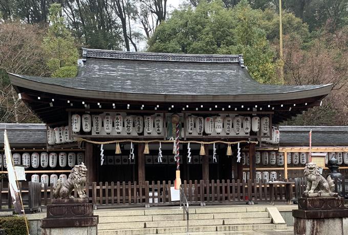 熊野若王子神社(くまのにゃくおうじじんじゃ)(京都市左京区)