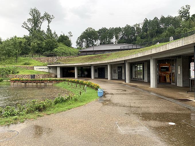 キトラ古墳・四神の館(奈良県明日香村)