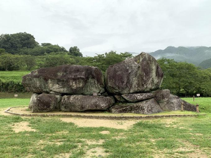 石舞台古墳(奈良県明日香村)