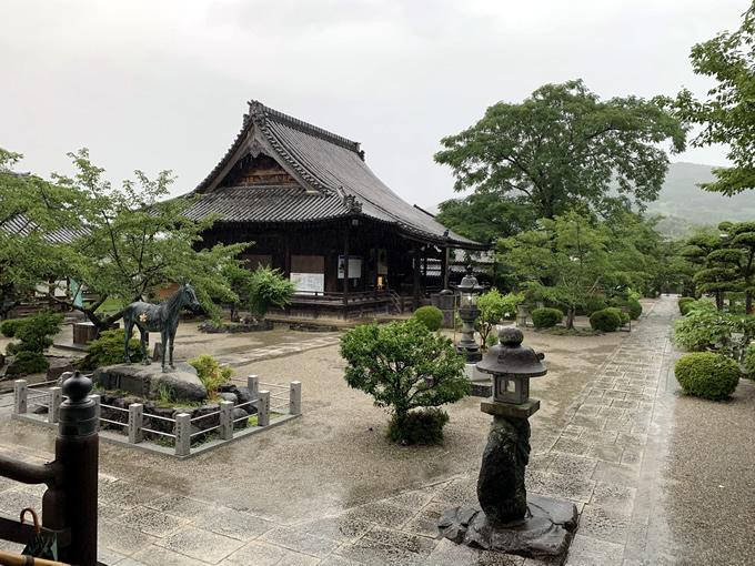 橘寺(奈良県明日香村)