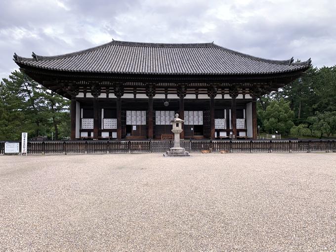 興福寺・東金堂(奈良市)