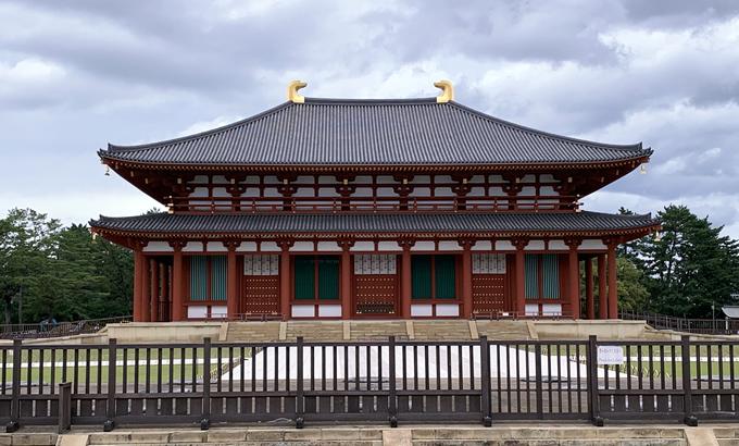 興福寺・中金堂(奈良市)