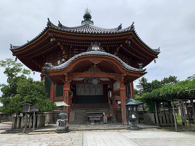 興福寺・南円堂(奈良市)