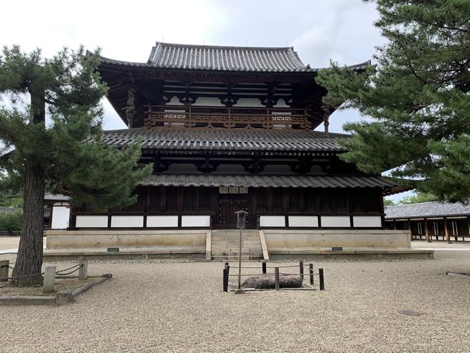 法隆寺・金堂