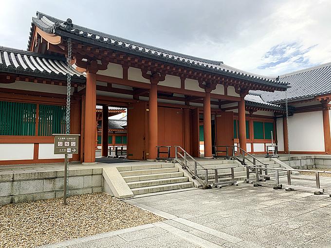 法隆寺・大宝蔵院